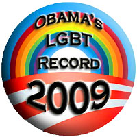 Obama's LGBT Record 2009