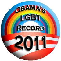 Obama's LGBT Record 2011